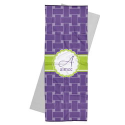 Waffle Weave Yoga Mat Towel (Personalized)