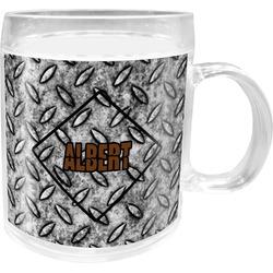 Diamond Plate Acrylic Kids Mug (Personalized)