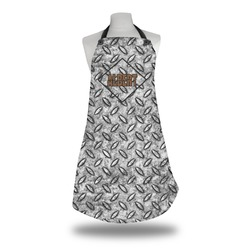 Diamond Plate Apron (Personalized)