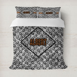 Diamond Plate Duvet Covers (Personalized)