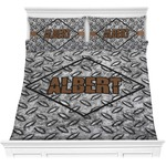 Diamond Plate Comforters (Personalized)
