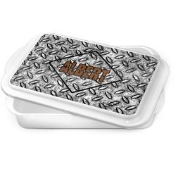 Diamond Plate Cake Pan (Personalized)