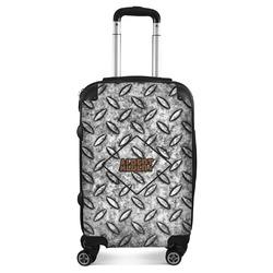 Diamond Plate Suitcase (Personalized)