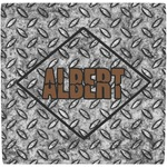 Diamond Plate Ceramic Tile Hot Pad (Personalized)