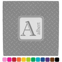Diamond Plate Ceramic Tile Hot Pad (Personalized)