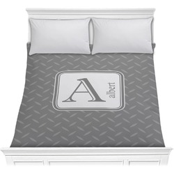 Diamond Plate Comforter (Personalized)