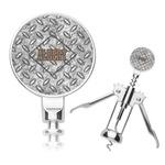 Diamond Plate Corkscrew (Personalized)