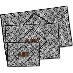 Diamond Plate Door Mat (Personalized)