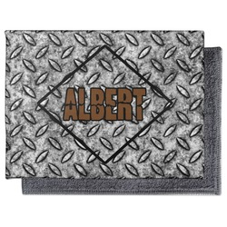Diamond Plate Microfiber Screen Cleaner (Personalized)