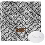 Diamond Plate Wash Cloth (Personalized)