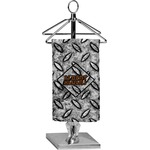 Diamond Plate Finger Tip Towel - Full Print (Personalized)