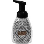 Diamond Plate Foam Soap Dispenser (Personalized)