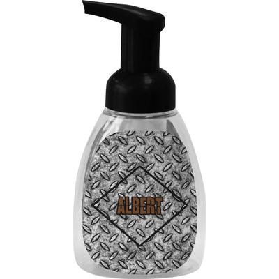 Diamond Plate Foam Soap Dispenser (Personalized)