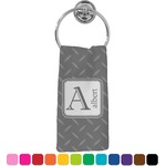 Diamond Plate Hand Towel - Full Print (Personalized)