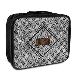 Diamond Plate Insulated Lunch Bag (Personalized)