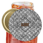 Diamond Plate Jar Opener (Personalized)