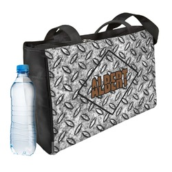 Diamond Plate Ladies Workout Bag (Personalized)