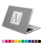 Diamond Plate Laptop Skin - Custom Sized (Personalized)