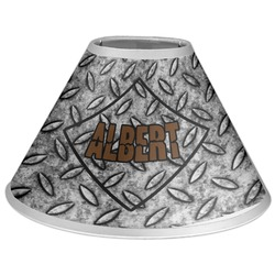 Diamond Plate Coolie Lamp Shade (Personalized)