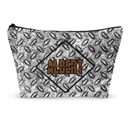 Diamond Plate Makeup Bags (Personalized)
