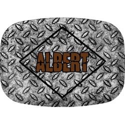Diamond Plate Melamine Platter (Personalized)
