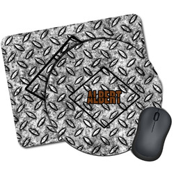 Diamond Plate Mouse Pads (Personalized)