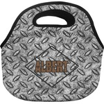 Diamond Plate Lunch Bag (Personalized)
