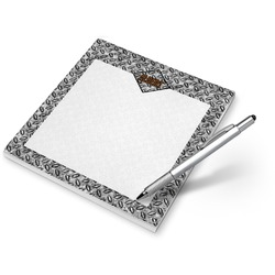 Diamond Plate Notepad (Personalized)