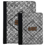 Diamond Plate Padfolio Clipboard (Personalized)