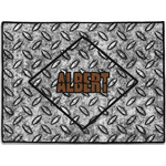 Diamond Plate Door Mat (Personalized)