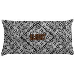 Diamond Plate Pillow Case (Personalized)