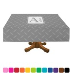Diamond Plate Tablecloth (Personalized)