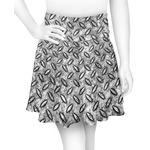 Diamond Plate Skater Skirt (Personalized)