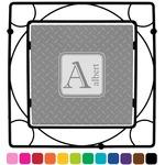 Diamond Plate Square Trivet (Personalized)
