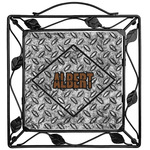 Diamond Plate Trivet (Personalized)