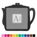 Diamond Plate Teapot Trivet (Personalized)