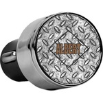 Diamond Plate USB Car Charger (Personalized)