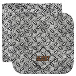 Diamond Plate Facecloth / Wash Cloth (Personalized)