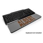 Diamond Plate Keyboard Wrist Rest (Personalized)