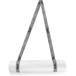 Diamond Plate Yoga Mat Strap (Personalized)