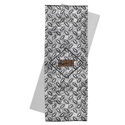 Diamond Plate Yoga Mat Towel (Personalized)