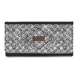 Diamond Plate Leatherette Ladies Wallet (Personalized)