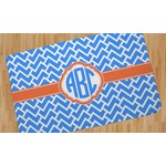 Zigzag Area Rug (Personalized)