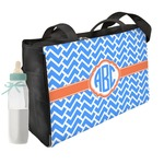 Zigzag Diaper Bag (Personalized)