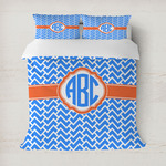 Zigzag Duvet Covers (Personalized)