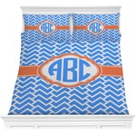 Zigzag Comforter Set (Personalized)