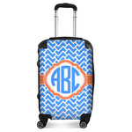 Zigzag Suitcase (Personalized)