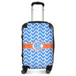 Zigzag Suitcase (Personalized)