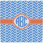 Zigzag Ceramic Tile Hot Pad (Personalized)