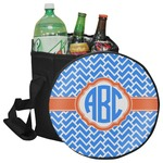 Zigzag Collapsible Cooler & Seat (Personalized)